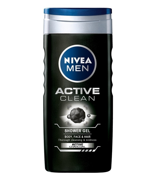 Nivea Men Active Clean tusfürdő
