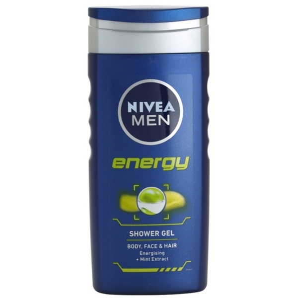 Nivea Men Energy Tusfürdő